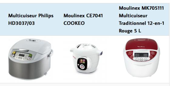 Multicuiseur mijoteuse page 9 recettes et astuces pour votre multic - Multicuiseur philips ou moulinex ...