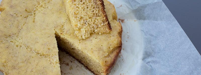 Gâteau à la banane au multicuiseur