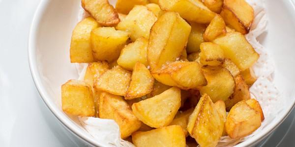 Pommes de terre sautées (frites) au multicuiseur